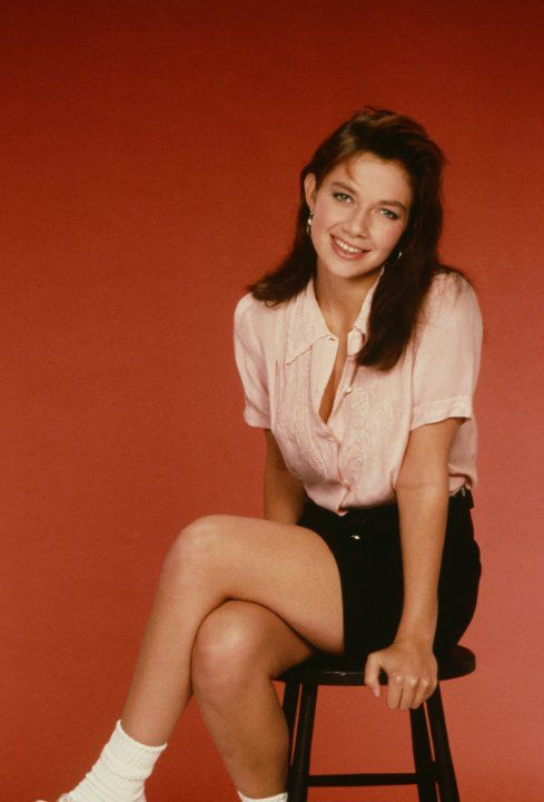 Justine Bateman who played the part of Mallory Keaton in ...