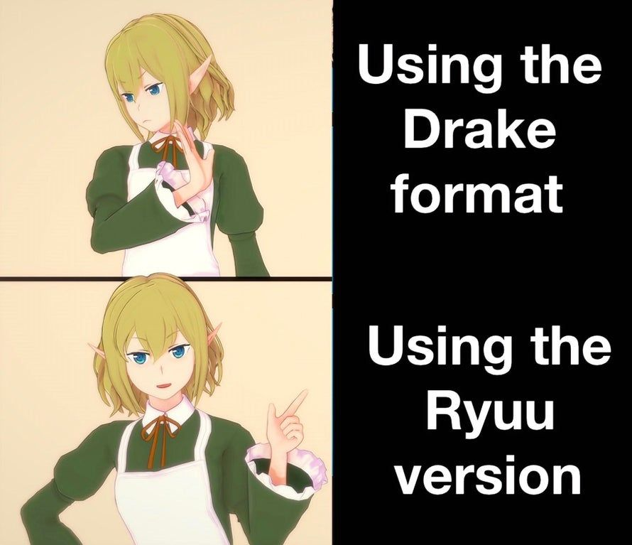 The Next Generation Of Memes Waifu Meme Templates Danmachi Waifu Meme Memes Meme Template