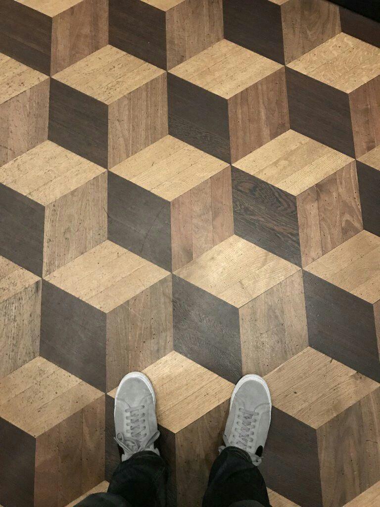 Q-bert flooring