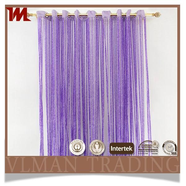 Solid Color Best Price Window Blind Curtain Stand For