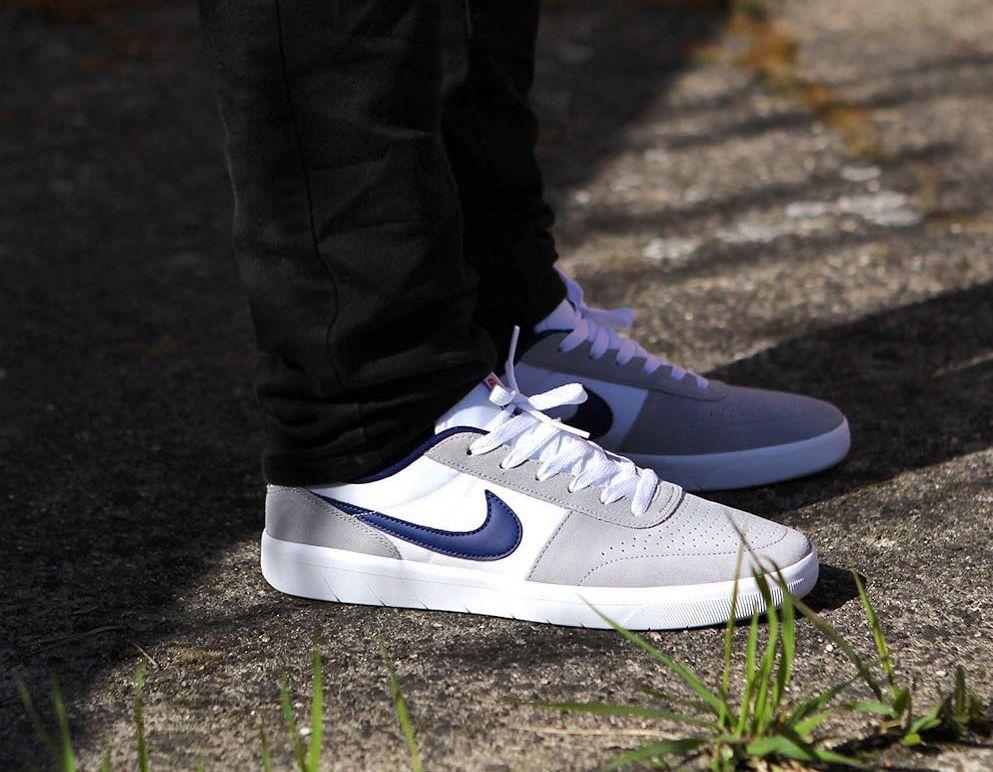 more photos 3c0a3 10cc0 Nike SB Team Classic Wolf Grey Blue White 👉🏻 www.popname.cz