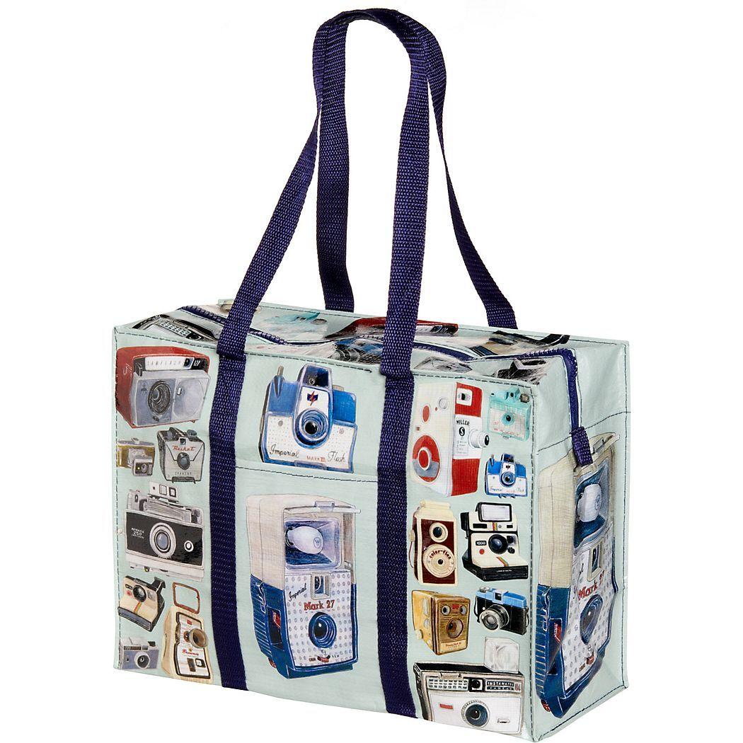 Camera Zipper Bag $18.95