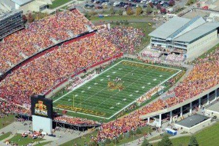 Pack The Jack Iowa State Football Iowa State Football Stadiums