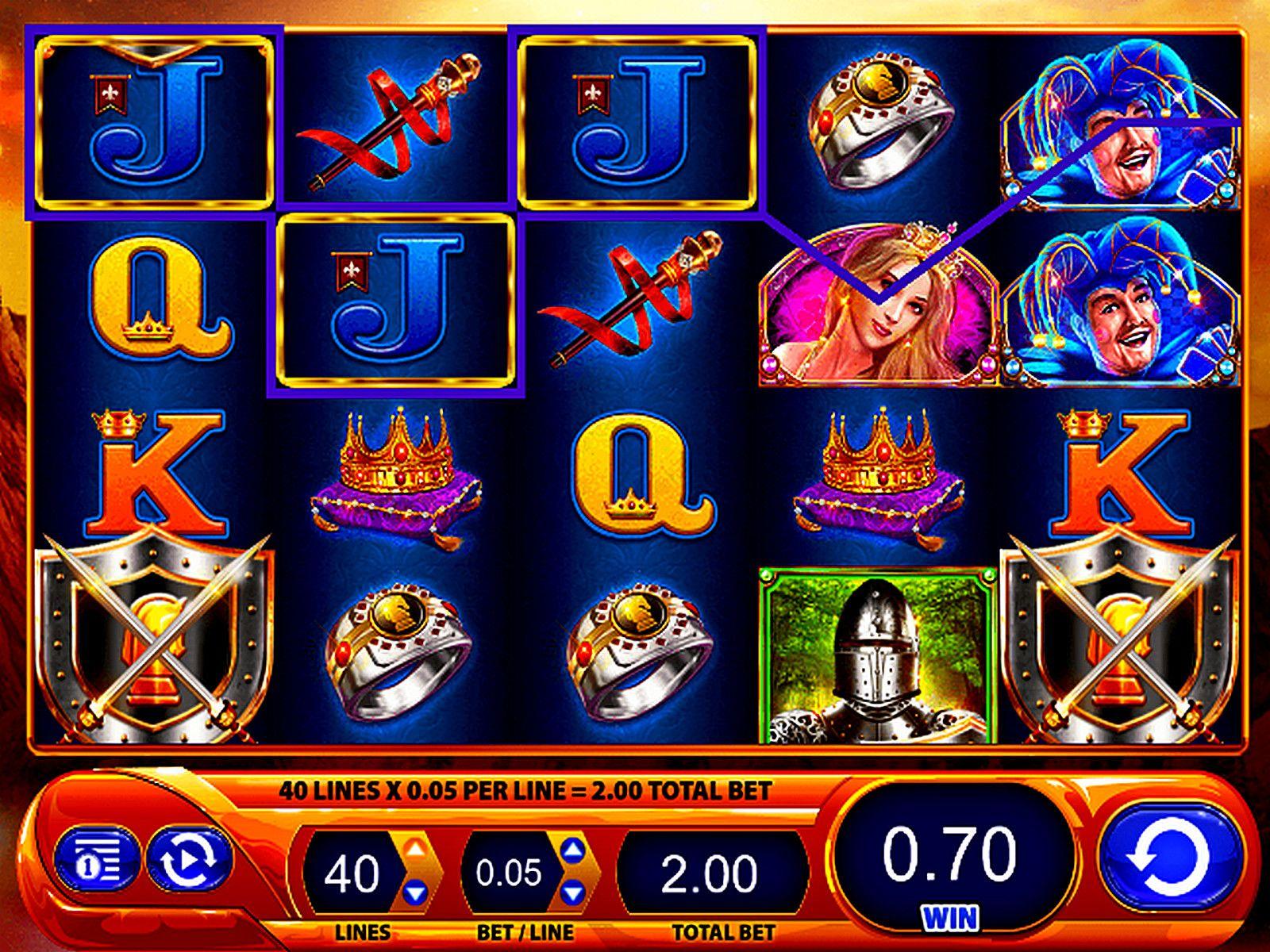 Slot Games Black Knight