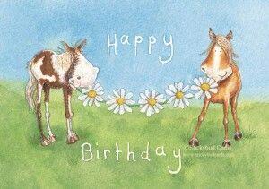 Horsey Birthday Wishes Birthday Wishes Greeting Cards Happy Birthday Horse Happy Birthday Honey