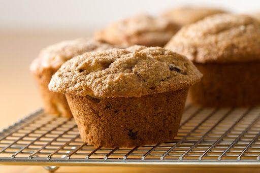 Whole Grain Sour Cream Apple Muffins Recipe on Yummly