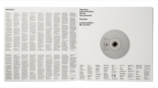 Helvetica Movie Packaging 2