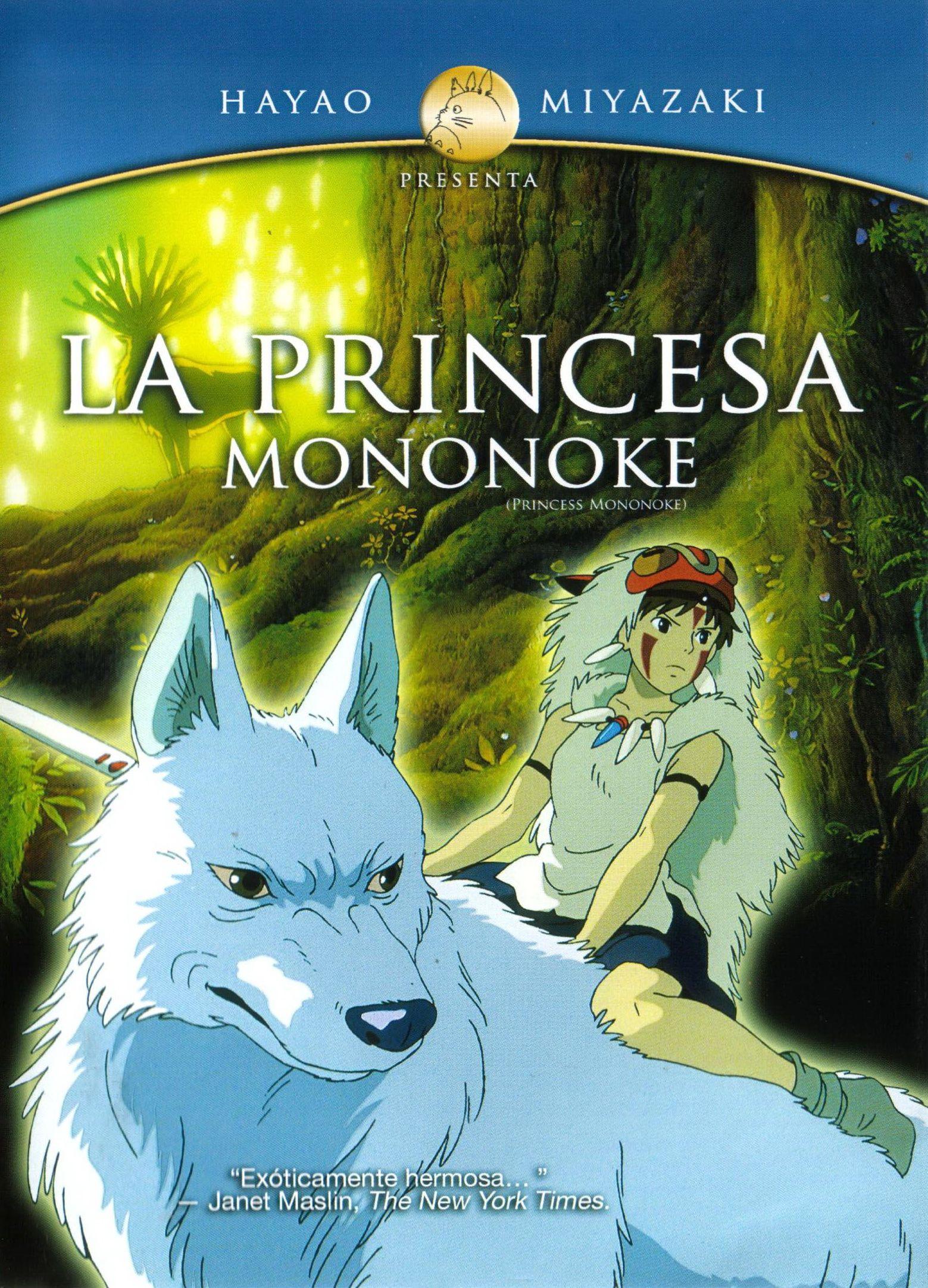 La Princesa Mononoke (con imágenes) La princesa mononoke