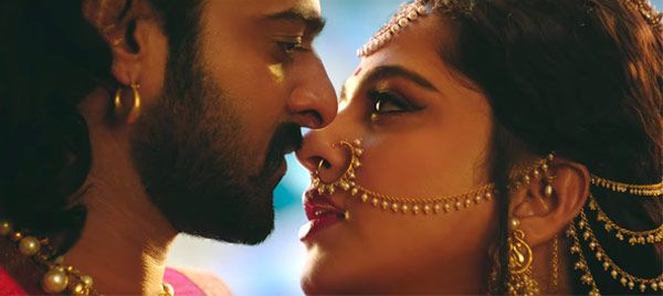 Prabhas And Anushka In Bahubali Did you know there was...