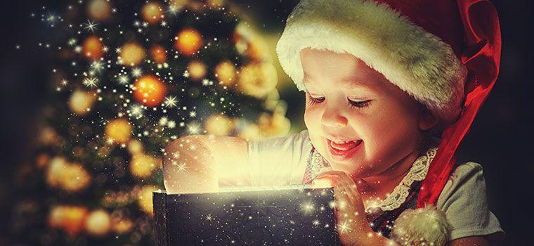 Joululahja lapselle. Katso hauskimmat ja leikkisimmät Joululahjat lapselle.