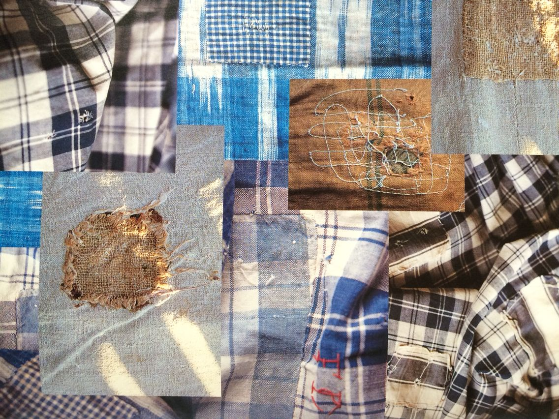 Textiles from a book, Really Rural, French Country Interiors ...