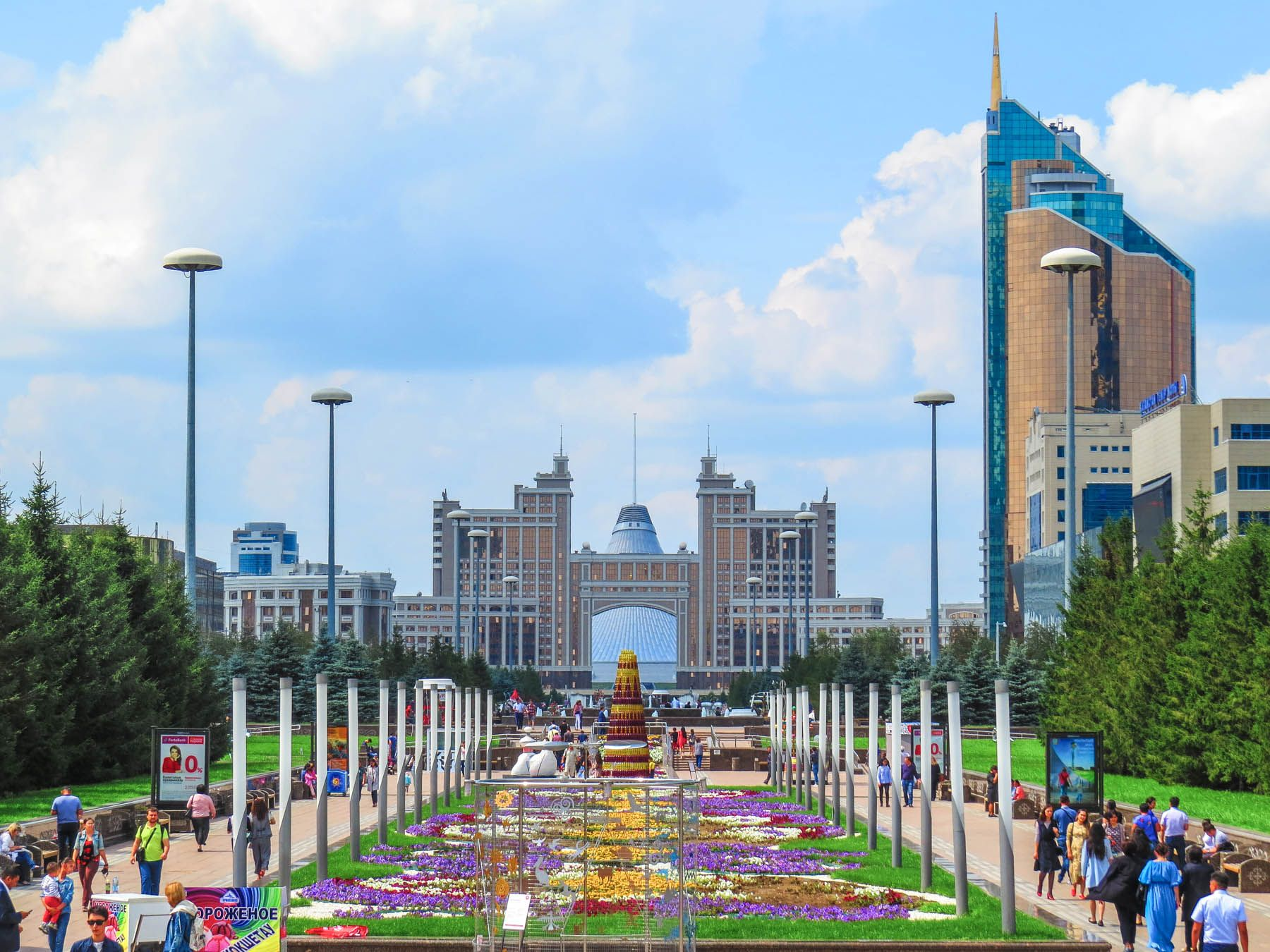 6 best things to do in Astana, Kazakhstan
