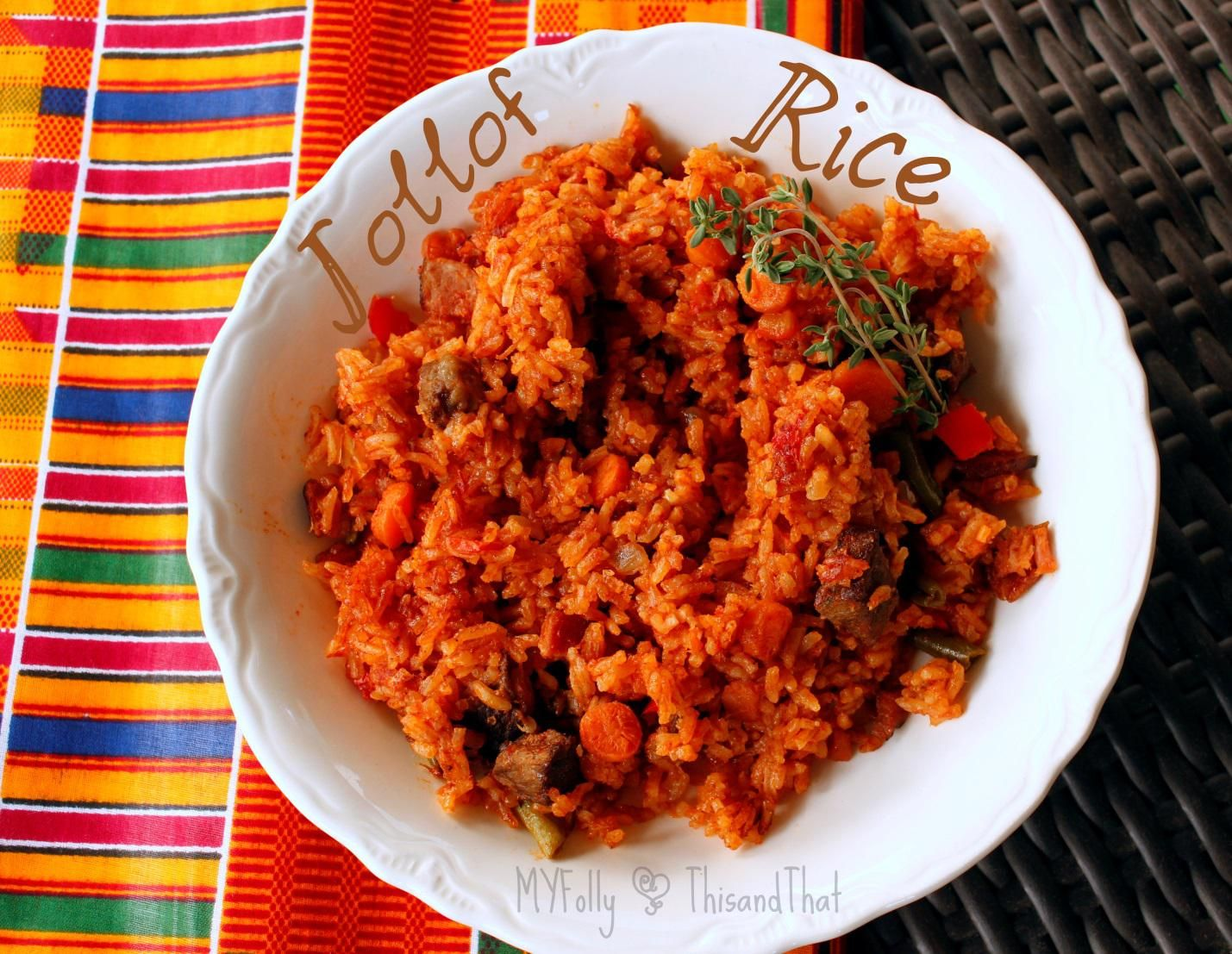 Jollof rice traditional african recipe just in case you want to jollof rice traditional african recipe just in case you want to bring something special forumfinder Gallery