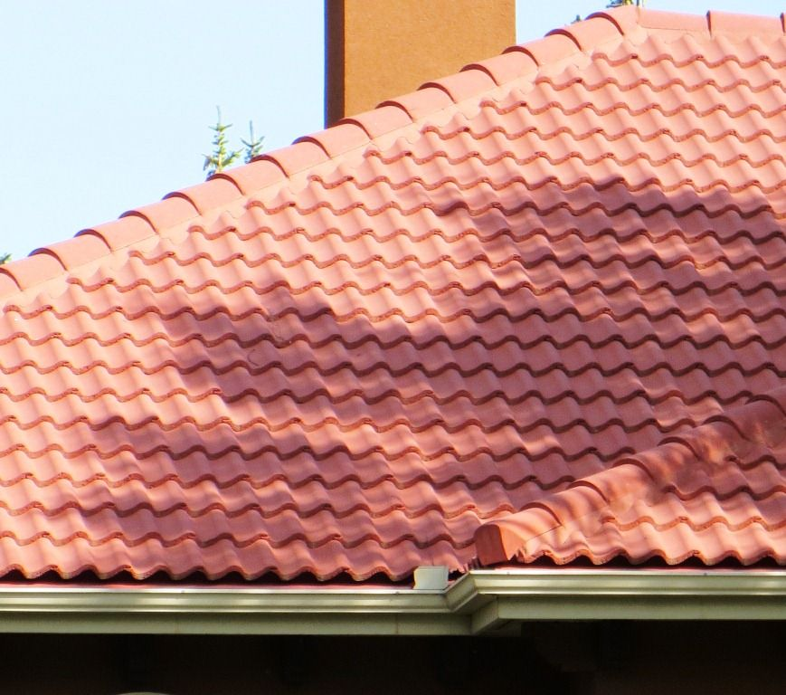 Concrete Roof Tile Repair And Maintenance General Roofing Systems Canada Grs Tile Repair Concrete Roof Tiles Roof Tiles Types
