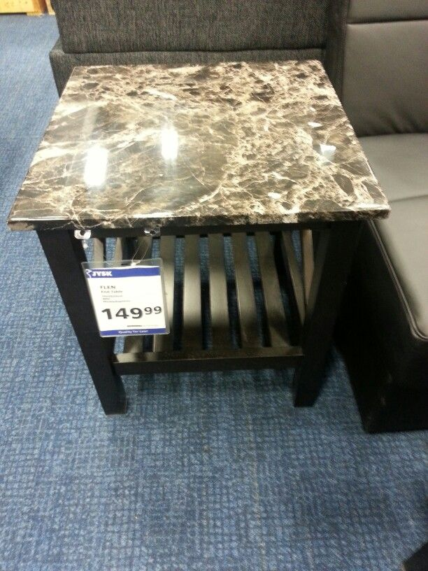 Side table Jysk   Formal living rooms, Coffee table ...