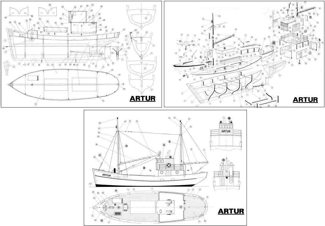resultado de imagen para modelismo naval planos gratis