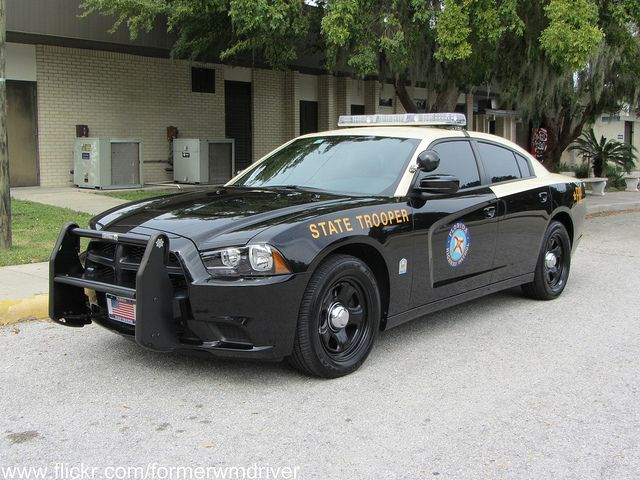 Florida Highway Patrol 2011 Dodge Charger Brand New Police Cars Us Police Car Dodge Charger