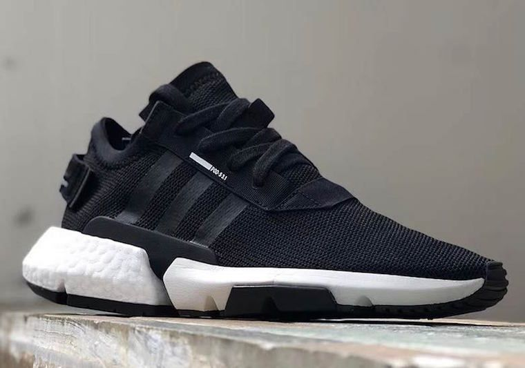 5330ced55c8 adidas POD-S3.1 Black White Release Date