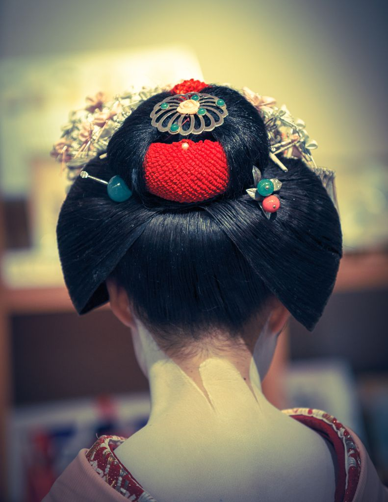 Kanzashi - Japanese Tea Party