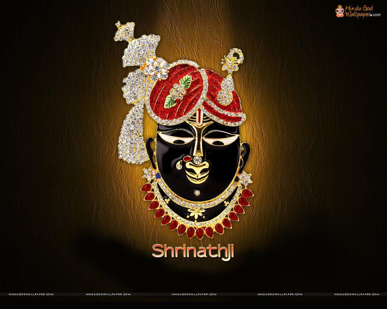 Shrinathji Hd Wallpaper Free Download Krushna Wallpaper