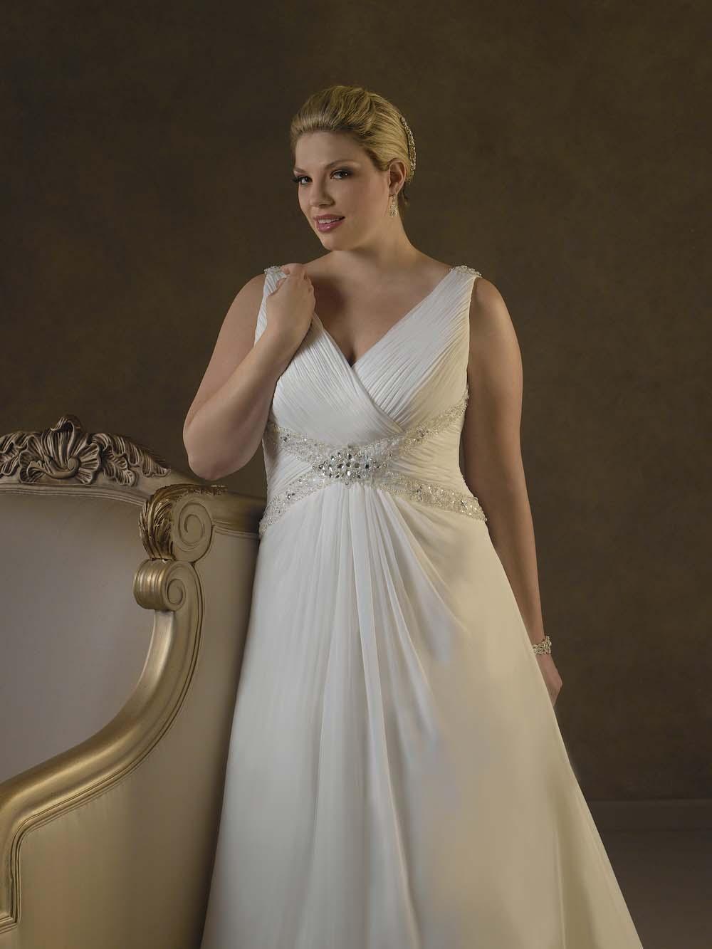 Tips para novias gorditas - Para Más Información Ingresa en: http://vestidosdenoviaeconomicos.com/tips-para-novias-gorditas/