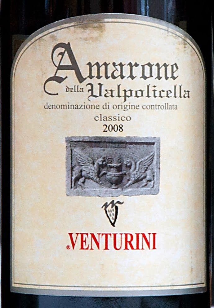 The V.I.P. Table: Amarone: An Island Unto Itself