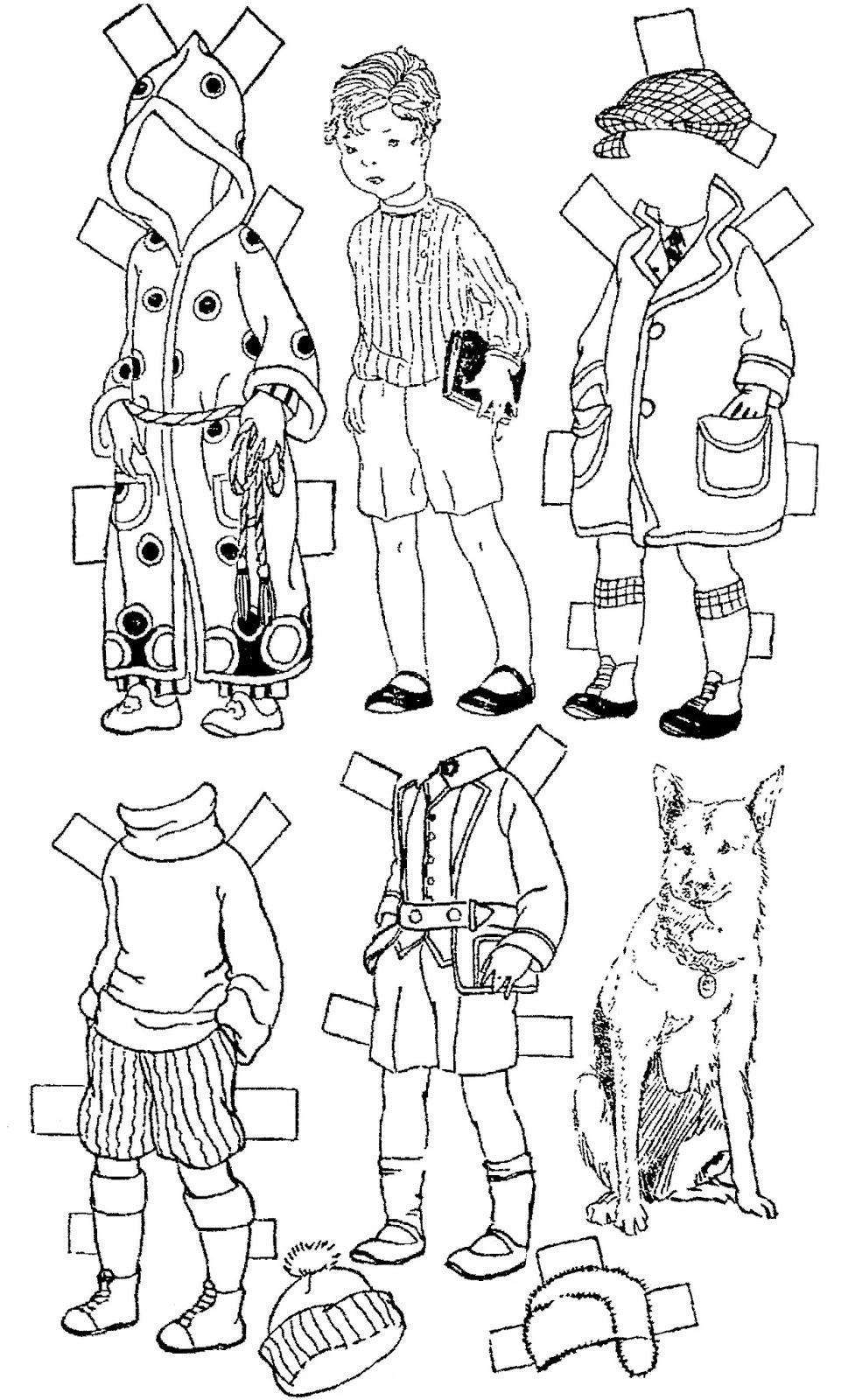 Pin On Paper Dolls Comic Newspaper Magazine Book [ 1600 x 969 Pixel ]