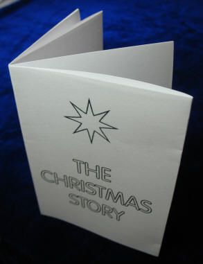 christmas story colouring origami booklet christmas pinterest
