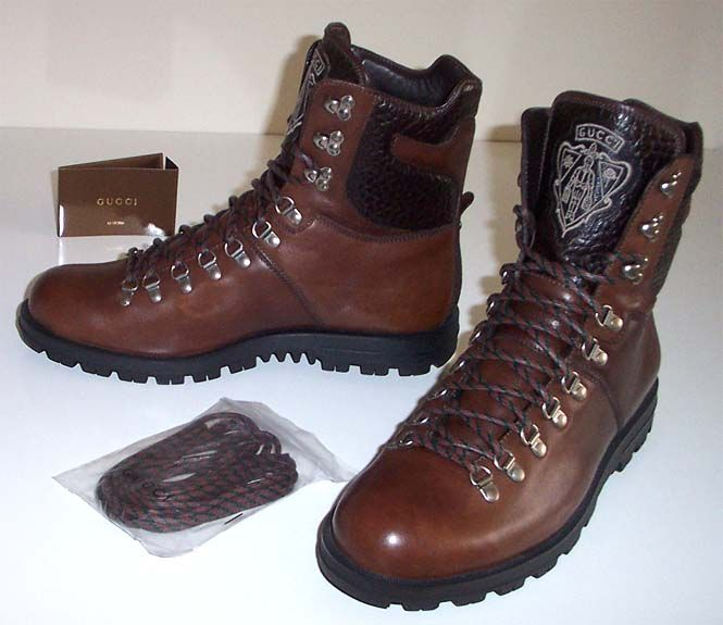 a6724e41136 Gucci hiking boot. for laughs. Best Hiking Boots