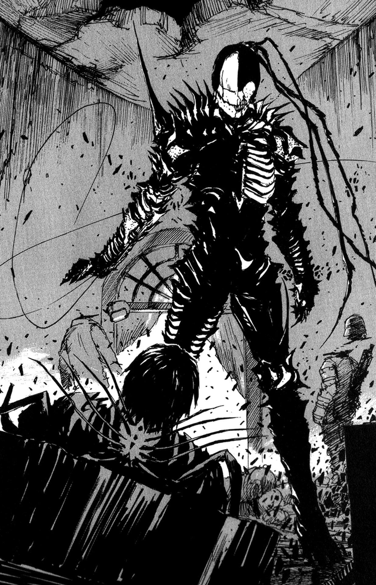 Abara アバラ Tsutomu Nihei (With images) Manga artist, Dark