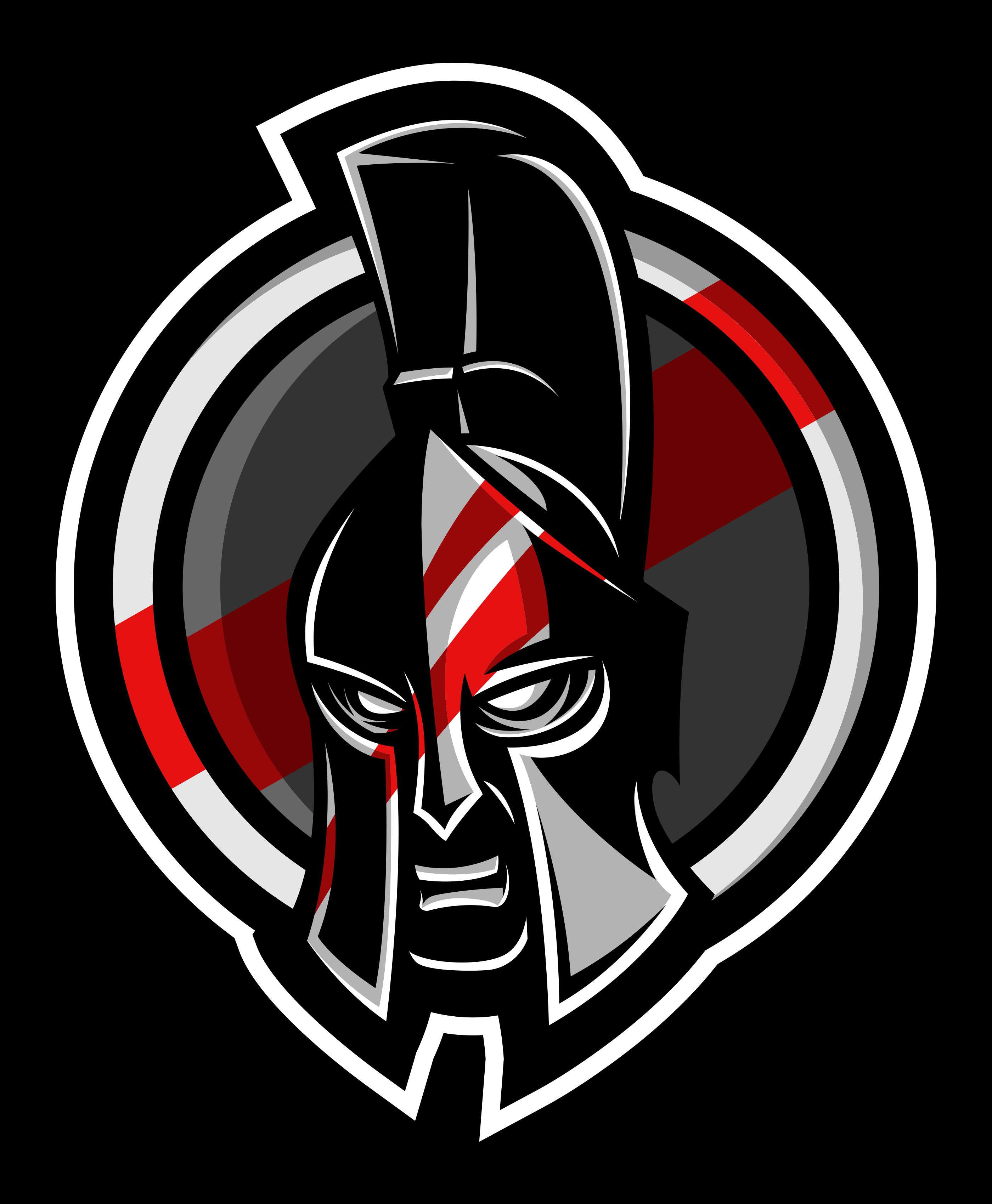 Spartan Helmet Circle Spartan Helmet Helmet Logo Spartan Logo