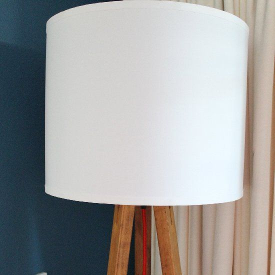 How I put together my own designer floor lamp for less than $100 ...