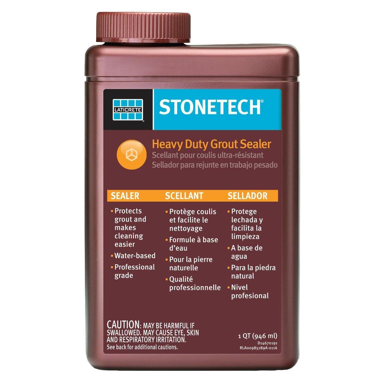 Laticrete Stonetech Professional Heavy Duty Grout Sealer For Ceramic Tile In 2020 Grout Sealer Best Grout Sealer Best Granite Sealer