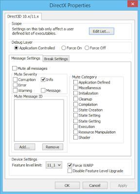 Dxcpl Exe Download Directx 11 Emulator Download Computer Addict Download Hacks