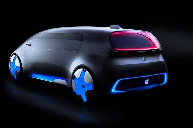 Mercedes-Benz unveils Autonomous Concept Car  , - ,   Mercedes-Benz un...