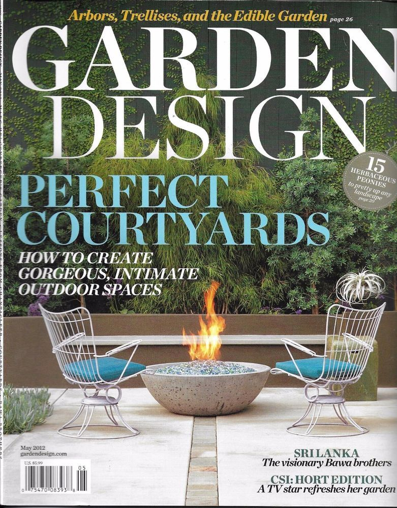 Garden Design magazine Perfect courtyards Sri Lanka Arbors Trellis - new blueprint interior design magazine