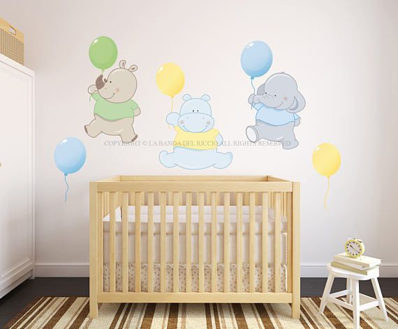Stickers Per Bambini.Wall Decals Kids Wall Decals Wall Stickers Baby Nursery