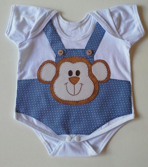 cc09ccec2d6b Medidas: Bodies: P 27X35; M 28x38; G 29x42; GG 30X45 Camisetas: Bebê ...