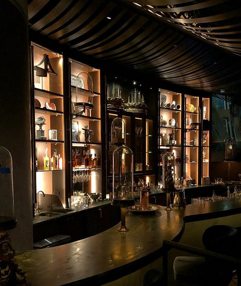 Renee Erickson S Bar At The Spheres Is Officially Open Renee Seattle Places To Visit Spheres
