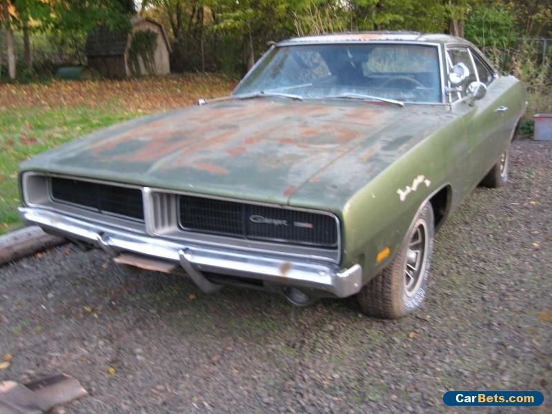 Car For Sale 1969 Dodge Charger With Images