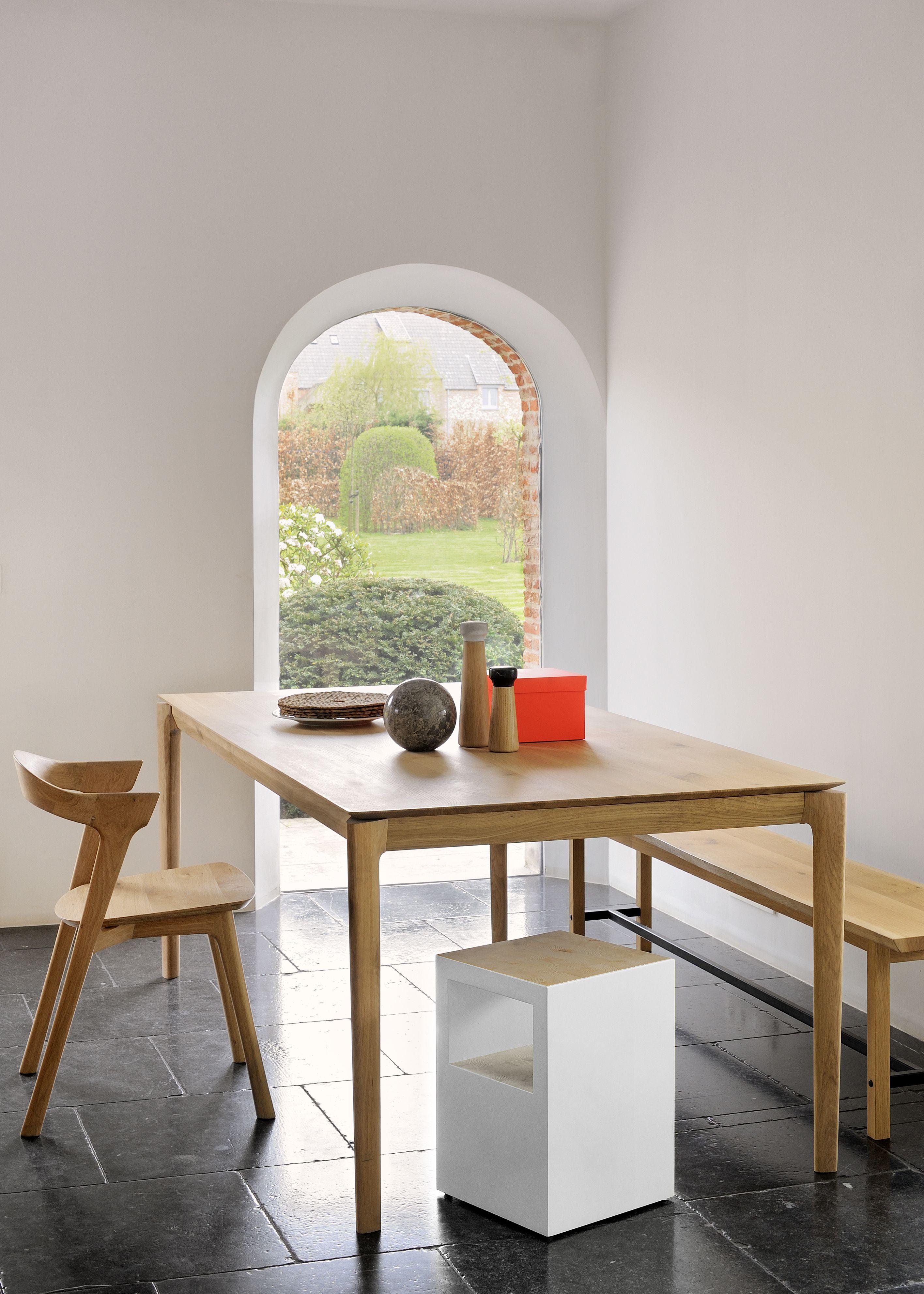 Bok Tisch in 2020 | Esstisch massivholz, Esstisch ausziehbar