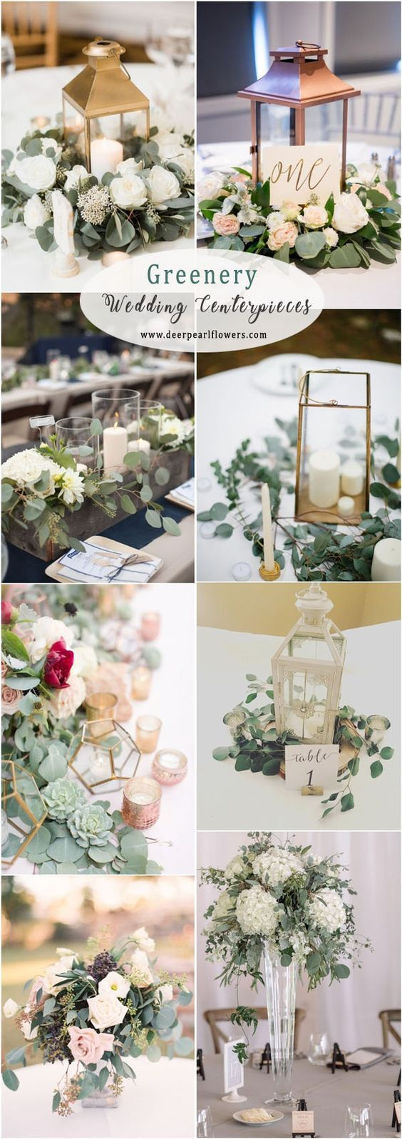 Wedding decoration ideas 2018   Eucalyptus Wedding Decor Ideas for   Rustic wedding