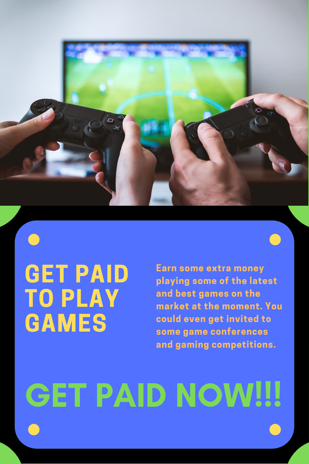 Gaming Jobs Online — Review Does it really pay? Games