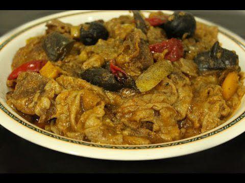 طبق المرقوق السعودي على أصوله خطوة بخطوة Food Recipes Beef