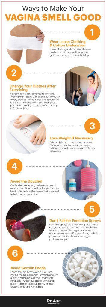 Feminine odor remedies
