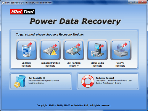Minitool Power Data Recovery 8 2018 Download Data Recovery