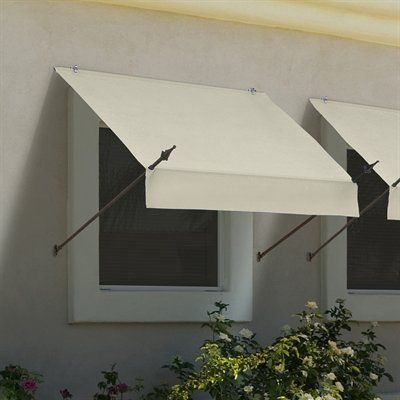 Sunsational Products Designer Awning Crafting Patio