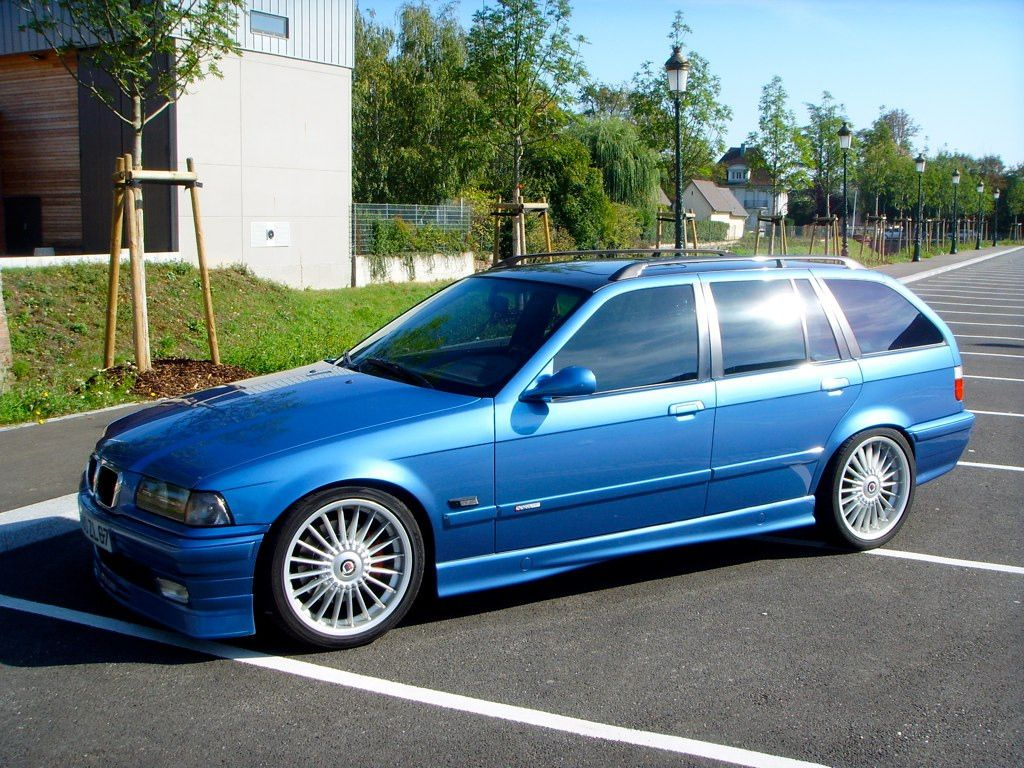 Bmw Alpina E36 B3 Touring Cool Is An Understatement With