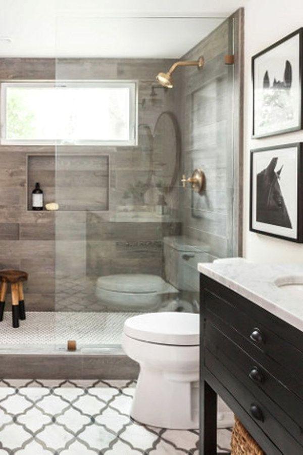 awesome farmhouse bathroom transformation ideas for your