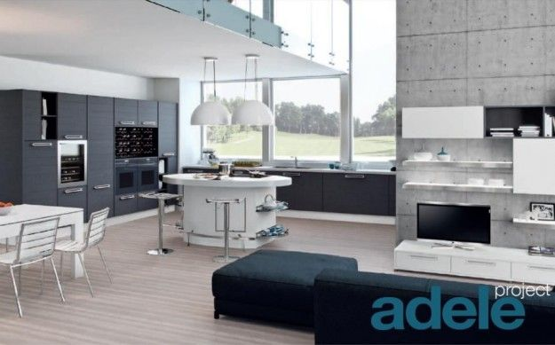 Catalogo Cucine Lube 2012 - Lube cucine moderne, Adele Project